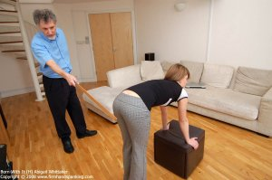 Firm Hand Spanking - Born With It - H - image 3