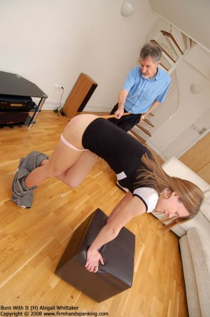 Firm Hand Spanking - Born With It - H - image 4