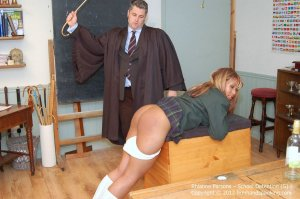 Firm Hand Spanking - School Detention - G - image 6