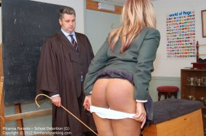 Firm Hand Spanking - School Detention - G - image 15
