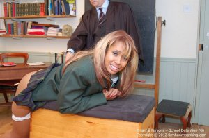 Firm Hand Spanking - School Detention - G - image 4