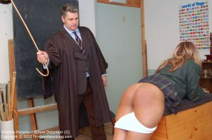 Firm Hand Spanking - School Detention - G - image 13