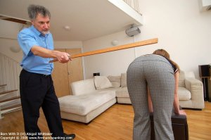 Firm Hand Spanking - Born With It - H - image 16
