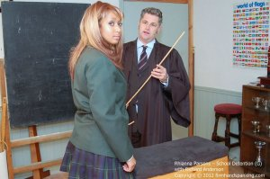 Firm Hand Spanking - School Detention - G - image 11