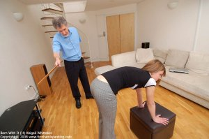 Firm Hand Spanking - Born With It - H - image 5