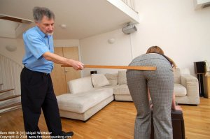 Firm Hand Spanking - Born With It - H - image 2