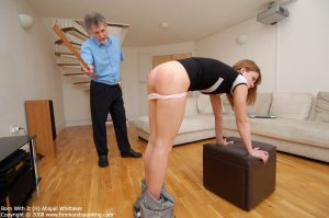 Firm Hand Spanking - Born With It - H - image 13
