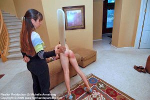 Firm Hand Spanking - Realtor Retribution - I - image 6