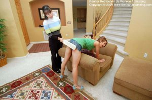 Firm Hand Spanking - Realtor Retribution - I - image 3