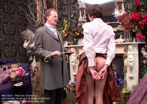 Firm Hand Spanking - What The Dickens - K - image 2