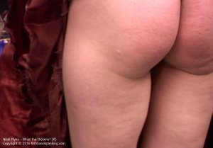 Firm Hand Spanking - What The Dickens - K - image 5