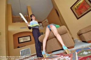 Firm Hand Spanking - Realtor Retribution - I - image 4