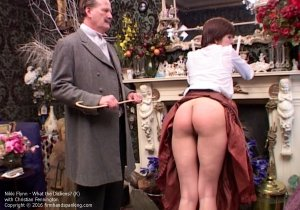 Firm Hand Spanking - What The Dickens - K - image 4