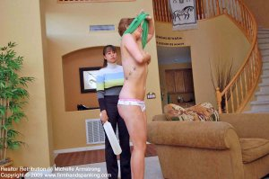 Firm Hand Spanking - Realtor Retribution - I - image 11