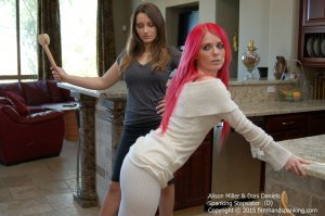Firm Hand Spanking - Spanking Stepsister - D - image 12
