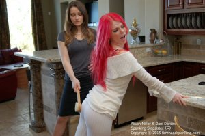 Firm Hand Spanking - Spanking Stepsister - D - image 14