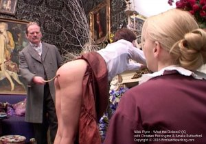 Firm Hand Spanking - What The Dickens - K - image 7