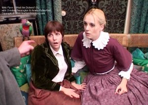 Firm Hand Spanking - What The Dickens - K - image 17