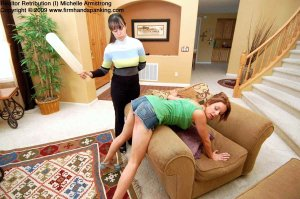 Firm Hand Spanking - Realtor Retribution - I - image 18