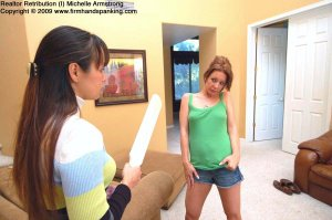 Firm Hand Spanking - Realtor Retribution - I - image 17