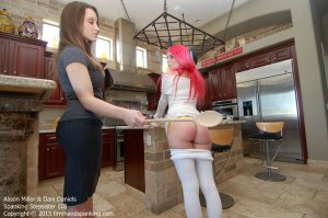 Firm Hand Spanking - Spanking Stepsister - D - image 7