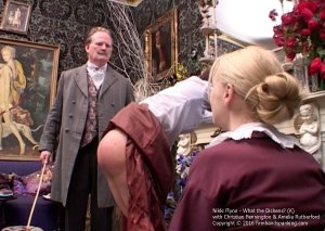 Firm Hand Spanking - What The Dickens - K - image 9