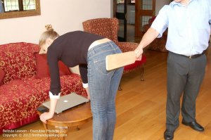 Firm Hand Spanking - Executive Privilege - G - image 16