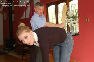 Firm Hand Spanking - Executive Privilege - G - image 8