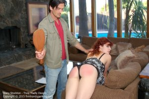 Firm Hand Spanking - Truly Madly Deeply - E - image 1
