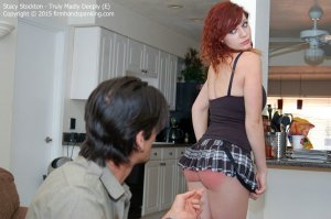 Firm Hand Spanking - Truly Madly Deeply - E - image 2