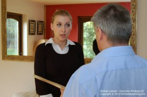 Firm Hand Spanking - Executive Privilege - G - image 17