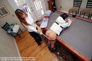 Firm Hand Spanking - Houseguest From Hell - O - image 15