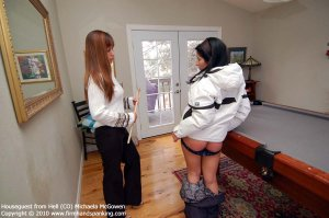 Firm Hand Spanking - Houseguest From Hell - O - image 9