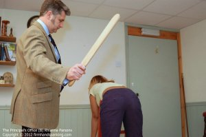 Firm Hand Spanking - Principals Office - B - image 5