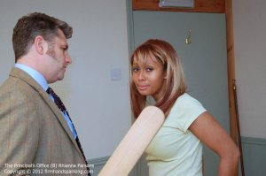 Firm Hand Spanking - Principals Office - B - image 11