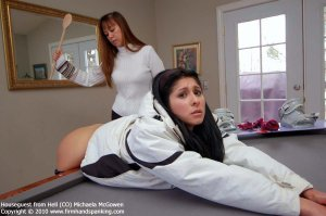 Firm Hand Spanking - Houseguest From Hell - O - image 8
