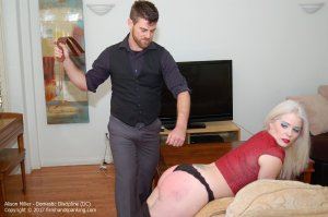 Firm Hand Spanking - Domestic Discipline - Dc - image 9