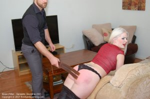 Firm Hand Spanking - Domestic Discipline - Dc - image 8