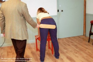 Firm Hand Spanking - Principals Office - B - image 15