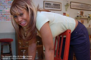 Firm Hand Spanking - Principals Office - B - image 14