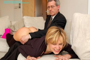 Firm Hand Spanking - 26.05.2006 - Bare Bottom Spanking - image 5