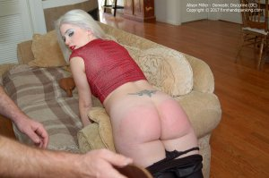 Firm Hand Spanking - Domestic Discipline - Dc - image 12
