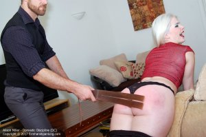 Firm Hand Spanking - Domestic Discipline - Dc - image 7