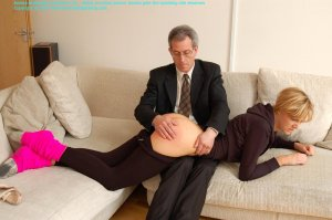 Firm Hand Spanking - 26.05.2006 - Bare Bottom Spanking - image 11