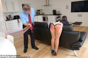Firm Hand Spanking - Otk Air - M - image 1