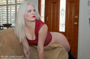 Firm Hand Spanking - Domestic Discipline - Dc - image 10