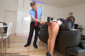 Firm Hand Spanking - Otk Air - M - image 7