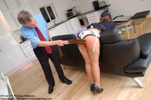 Firm Hand Spanking - Otk Air - M - image 8