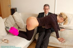 Firm Hand Spanking - 26.05.2006 - Bare Bottom Spanking - image 12