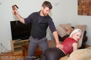 Firm Hand Spanking - Domestic Discipline - Dc - image 13